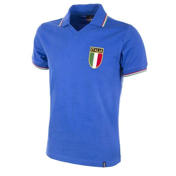 Italië WK 1982 Retro Voetbalshirt
