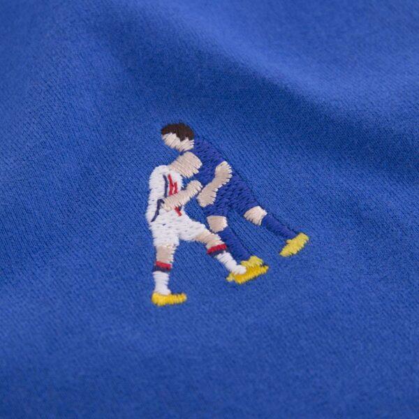 Headbutt embroidery T-Shirt 2