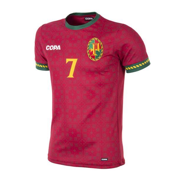 Portugal Voetbalshirt