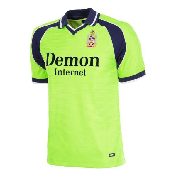 Fulham FC 1999 - 2000 Uit Retro Voetbalshirt