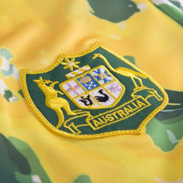 Australië 1990 - 93 Retro Voetbalshirt 2