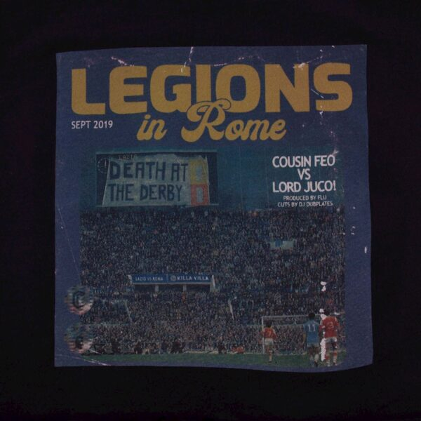 Death at the Derby - Legions in Rome T-Shirt 2