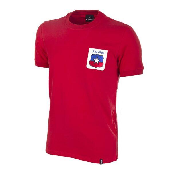 Chili WK 1974 Retro Voetbalshirt