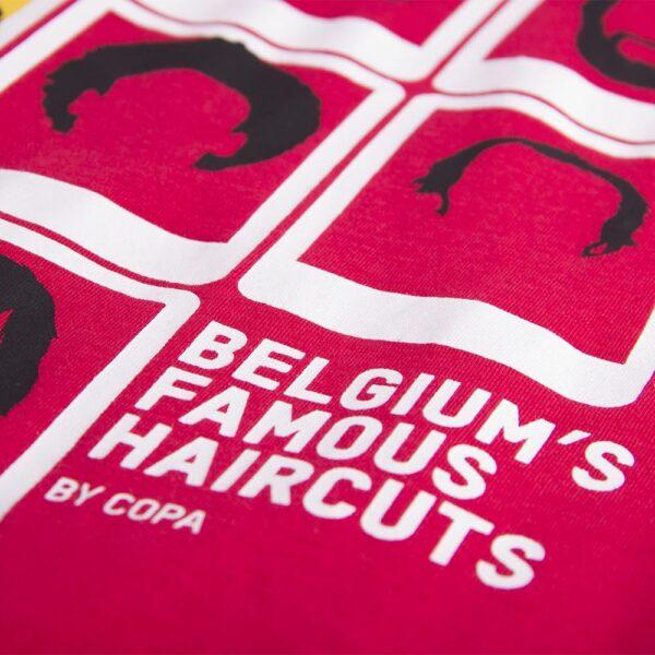 België's Famous Haircuts T-Shirt 6