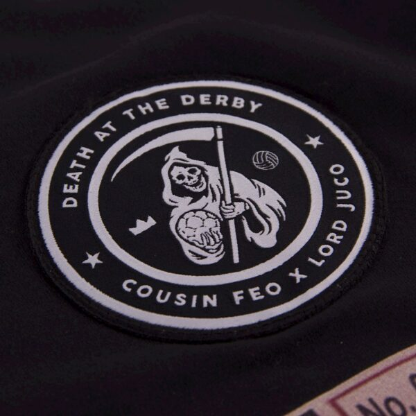 Death at the Derby - Bombs in the Bombonera T-Shirt 4