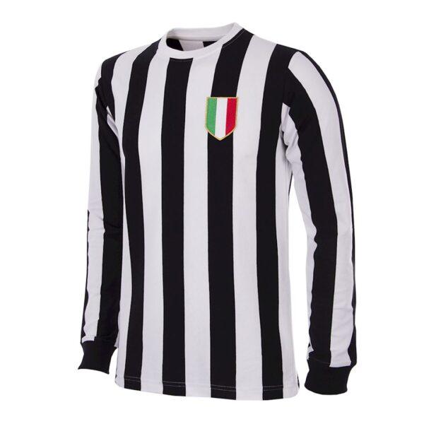 Juventus 1951 - 52 Retro Voetbalshirt