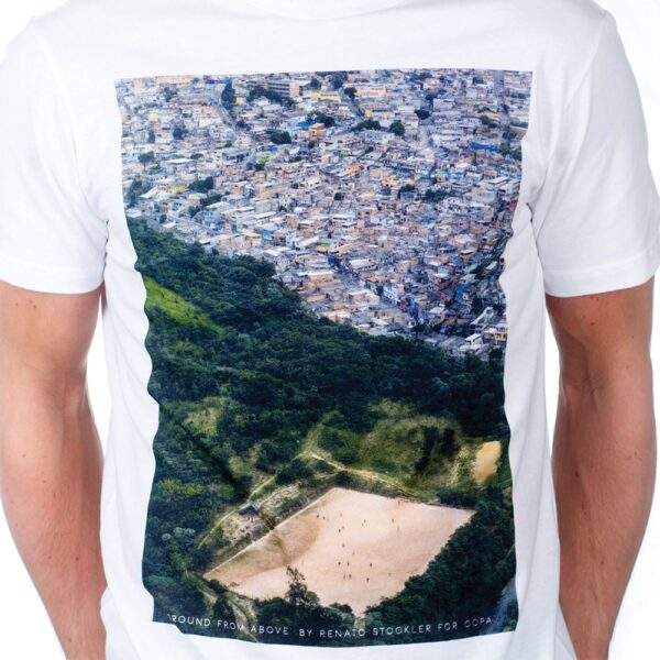 Ground From Above T-Shirt 2