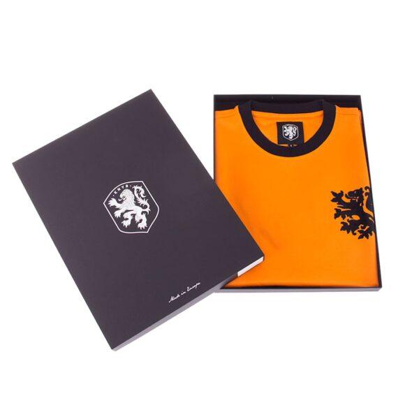 Holland WK 1978 Retro Voetbalshirt 8