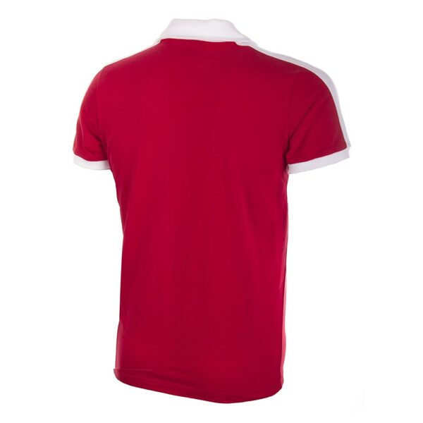 CCCP 1980's Retro Voetbalshirt 4