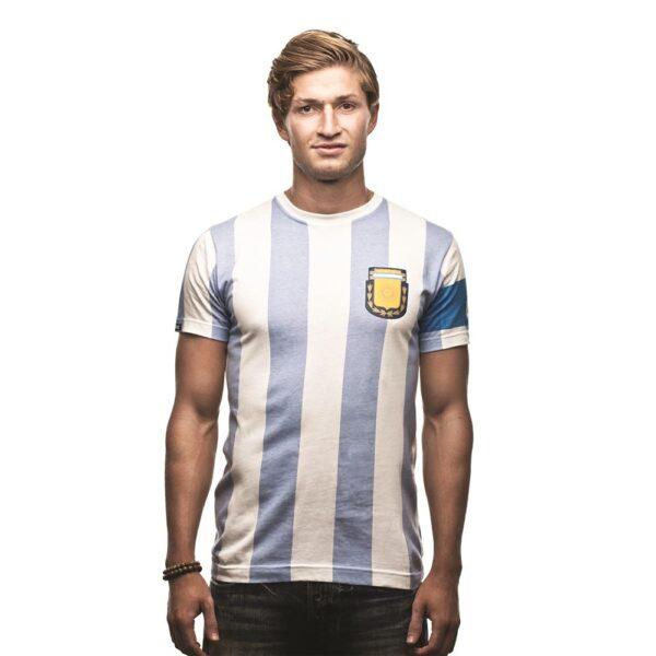 Argentinië Capitano T-Shirt 10