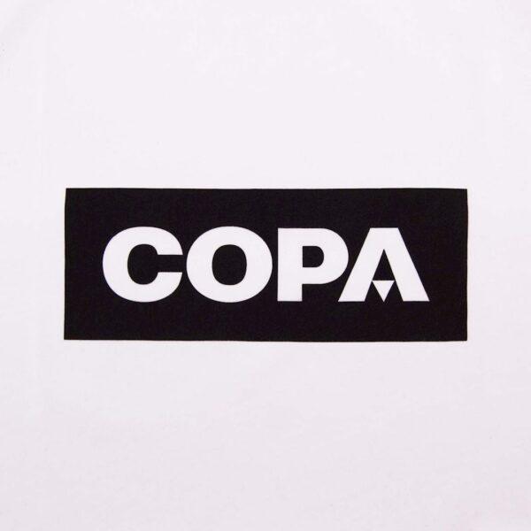 COPA Box Logo T-Shirt | Wit 2