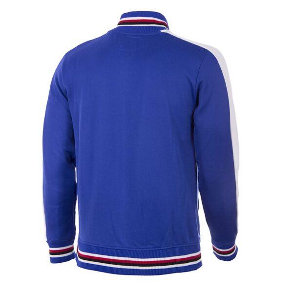 Sampdoria 1979 - 80 Retro Trainingsjack 4