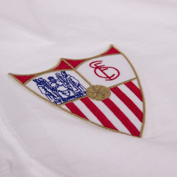 Sevilla FC 1945 - 46 Retro Voetbalshirt 2