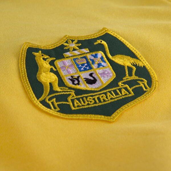 Australië WK 1974 Retro Voetbalshirt 2