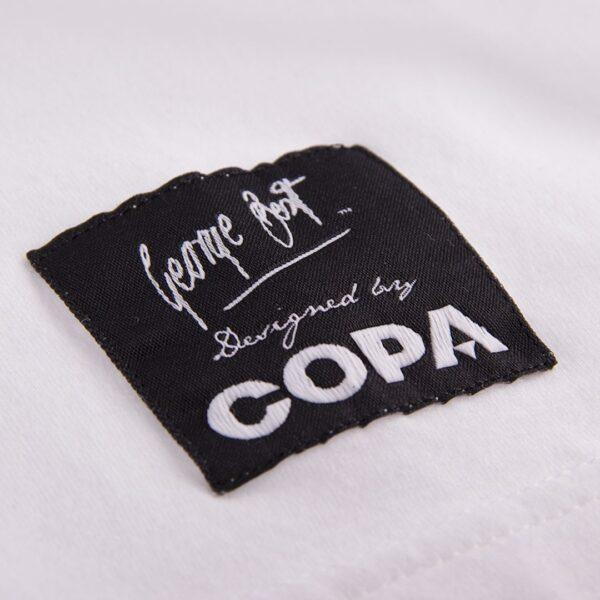 George Best Old Trafford T-Shirt 6