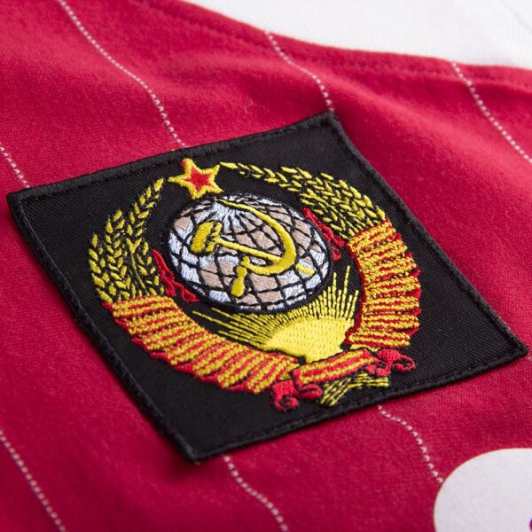 CCCP WK 1982 Retro Voetbalshirt 2