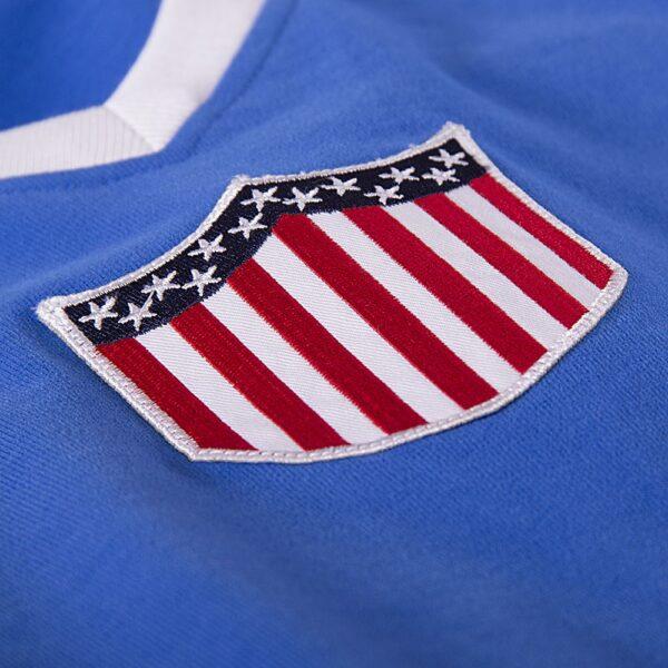 USA 1934 Retro Voetbalshirt 2