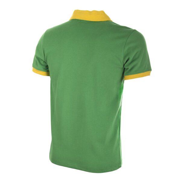 Zaïre WK 1974 Retro Voetbalshirt 4