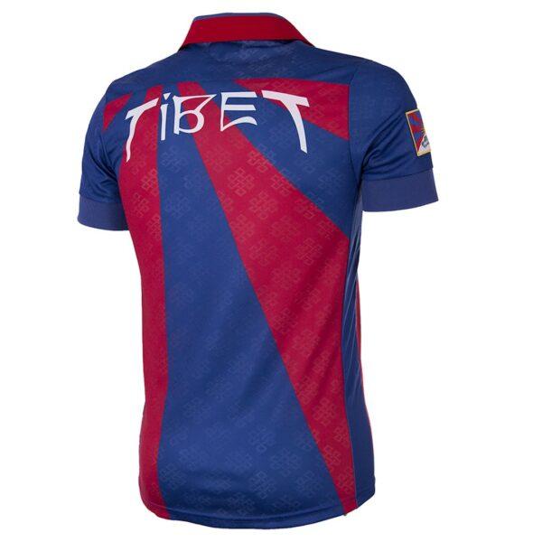 Tibet Voetbalshirt 2