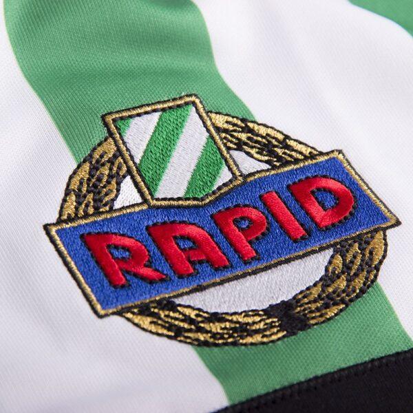 SK Rapid Wien 1988 - 89 Retro Voetbalshirt 2