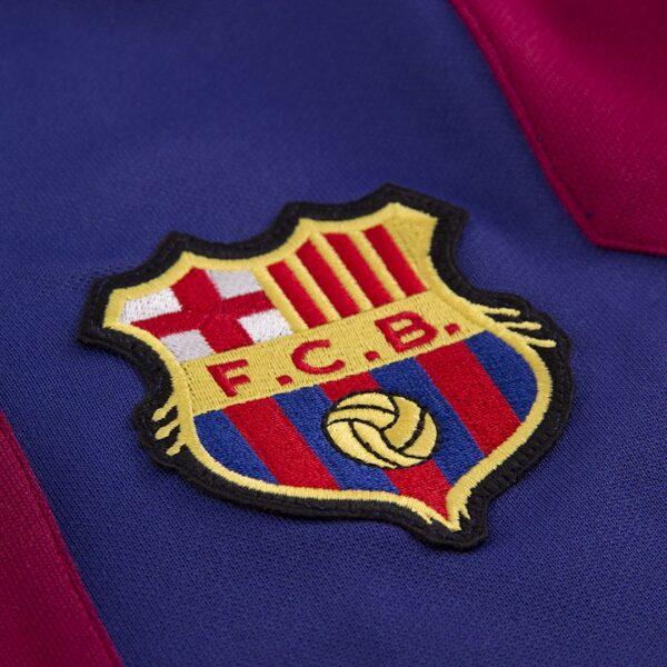 FC Barcelona 1959 Retro Trainingsjack 2