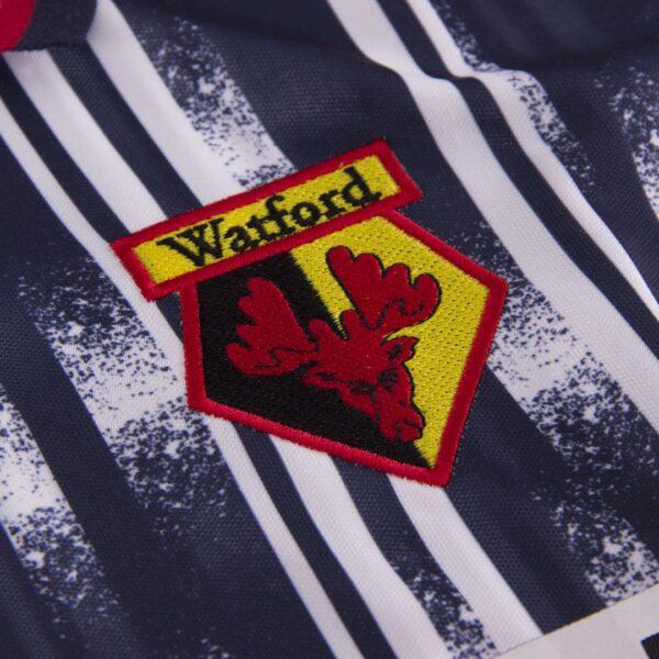Watford FC 1993 - 95 Uit Retro Voetbalshirt 2