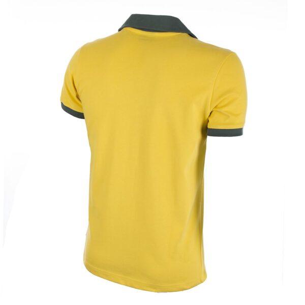 Australië WK 1974 Retro Voetbalshirt 4