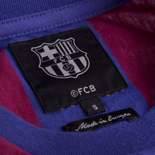 FC Barcelona Captain Retro T-Shirt 10
