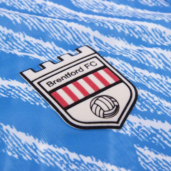 Brentford FC 1992 - 94 Uit Retro Voetbalshirt 2