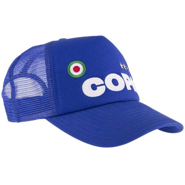 COPA Campioni Blue Trucker Cap 4
