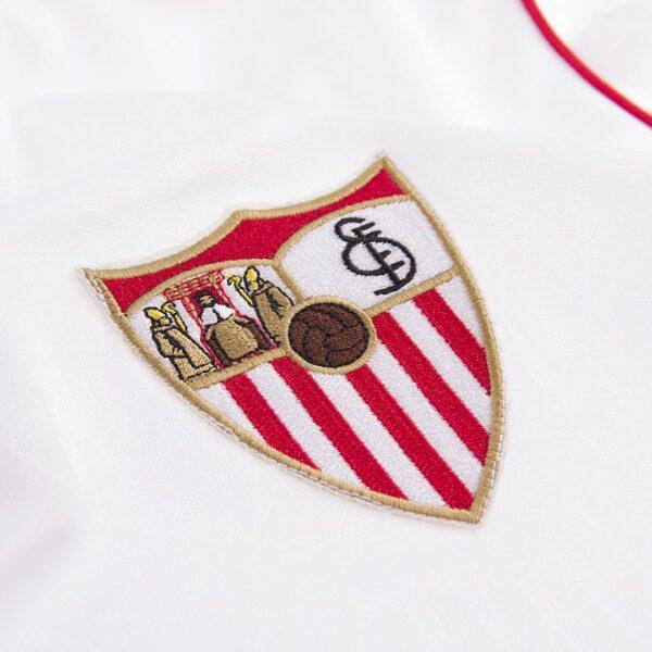 Sevilla FC 1992 - 93 Retro Voetbalshirt 2