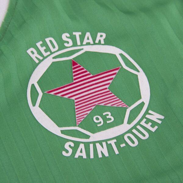 Red Star 1991 - 92 Retro Voetbalshirt 2