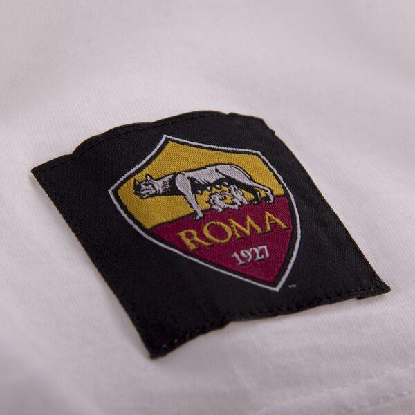 AS Roma Retro T-Shirt 6