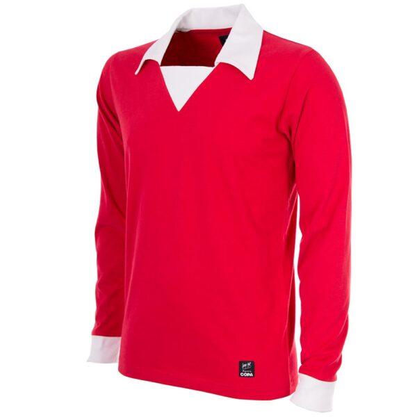 George Best Manchester United 1970´s Retro Voetbalshirt