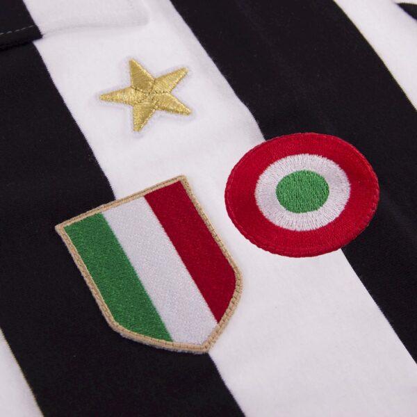 Juventus 1960 - 61 Retro Voetbalshirt 2