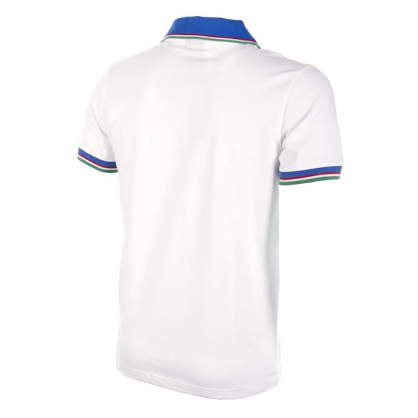 Italië Uit WK 1982 Retro Voetbalshirt 4