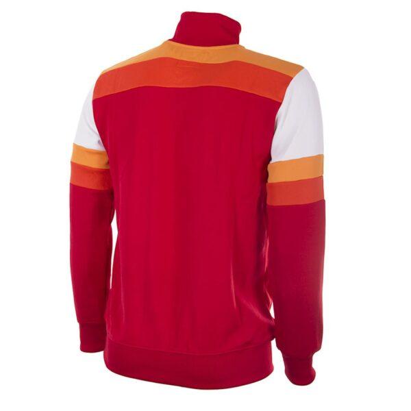 AS Roma 1979 - 80 Retro Trainingsjack 4