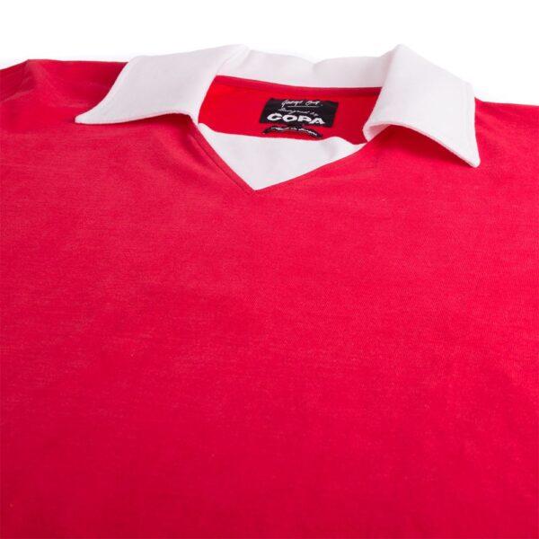 George Best Manchester United 1970´s Retro Voetbalshirt 2