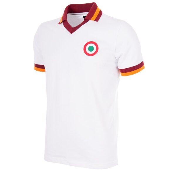 AS Roma Uit 1980-81 Retro Voetbalshirt