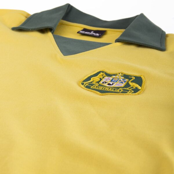 Australië WK 1974 Retro Voetbalshirt 6