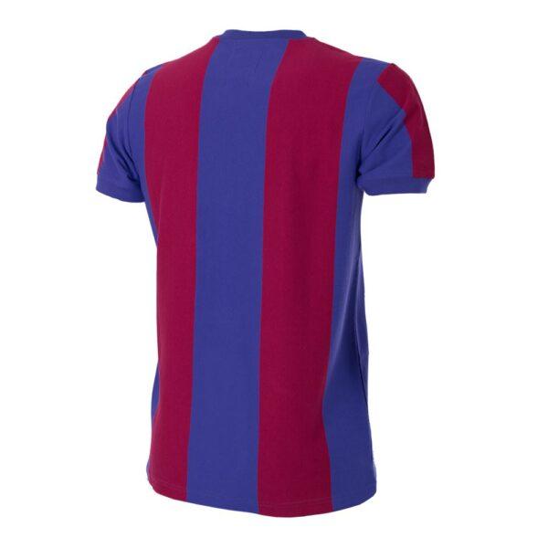 FC Barcelona 1976 - 77 Retro Voetbalshirt 4