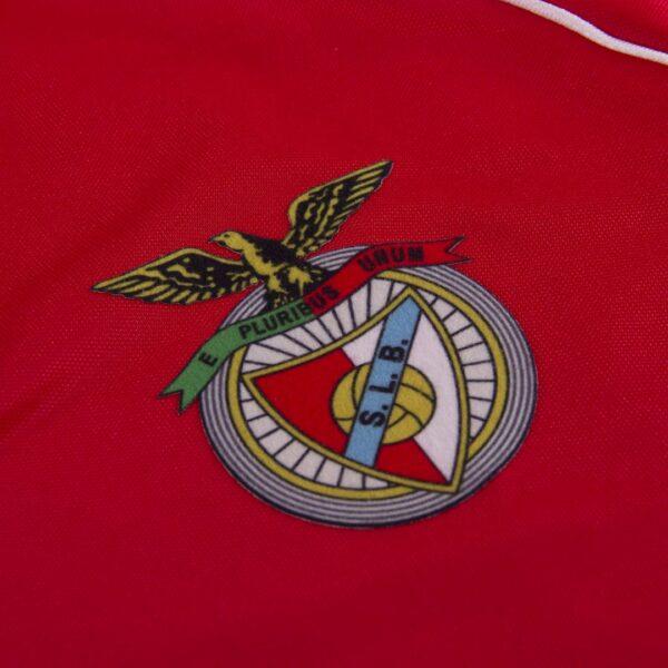 Benfica 1994 - 95 Retro Voetbalshirt 2