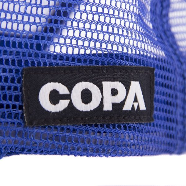 COPA Campioni Blue Trucker Cap 8