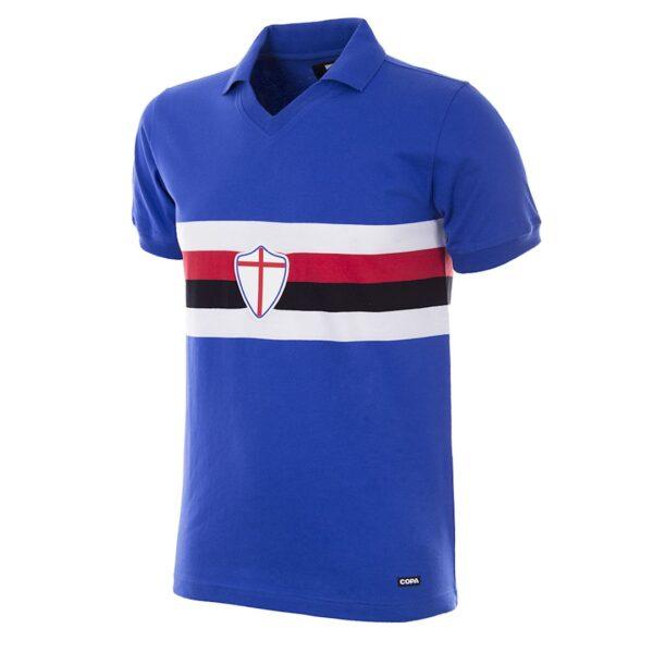 Sampdoria 1981 - 82 Retro Voetbalshirt