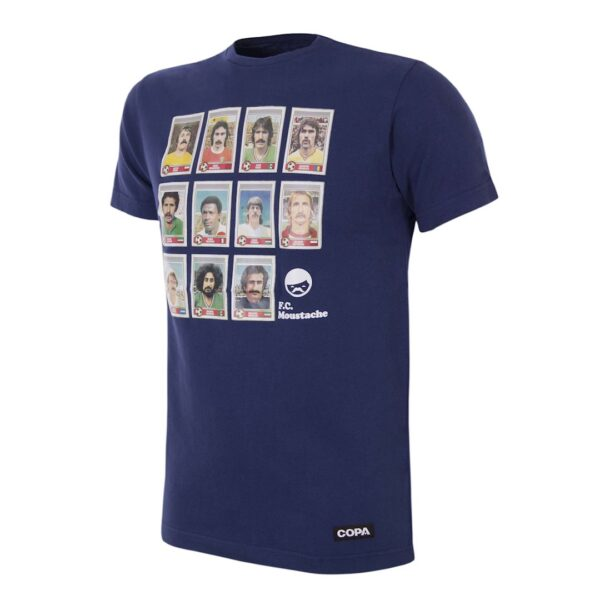 Moustache Dream Team T-Shirt