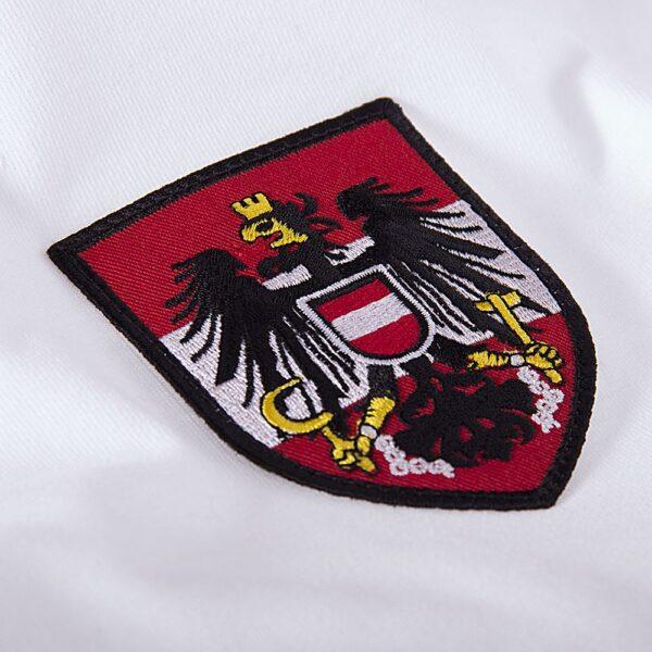 Oostenrijk WK 1978 Retro Voetbalshirt 2