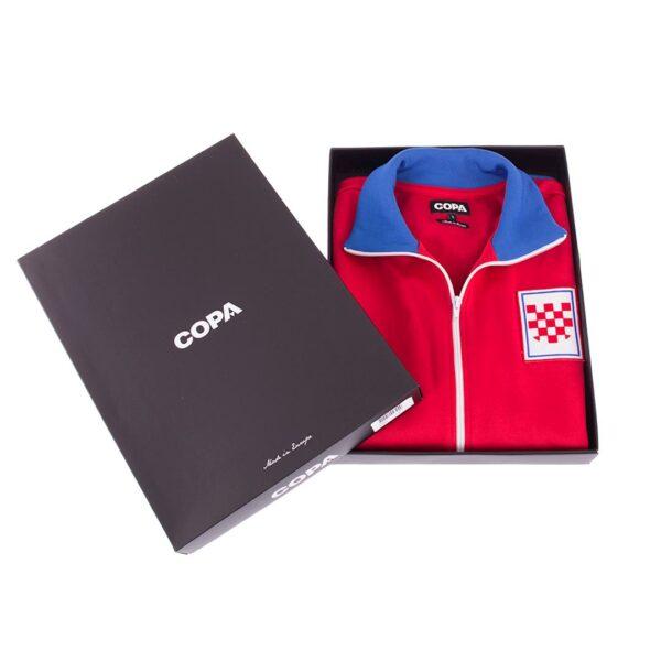 Kroatië 1992 Retro Trainingsjack 8