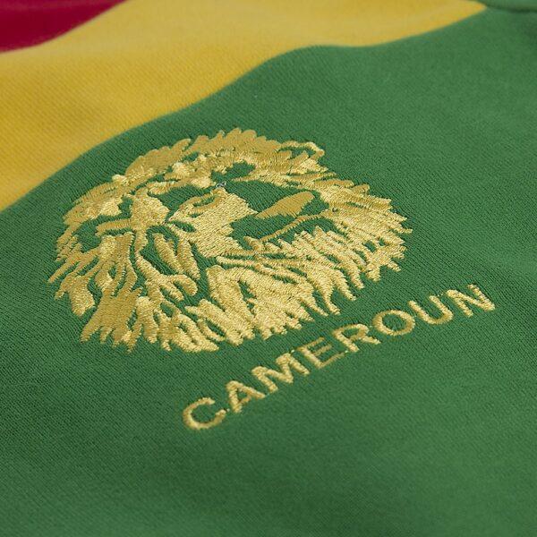 Kameroen 1989 Retro Voetbalshirt 2