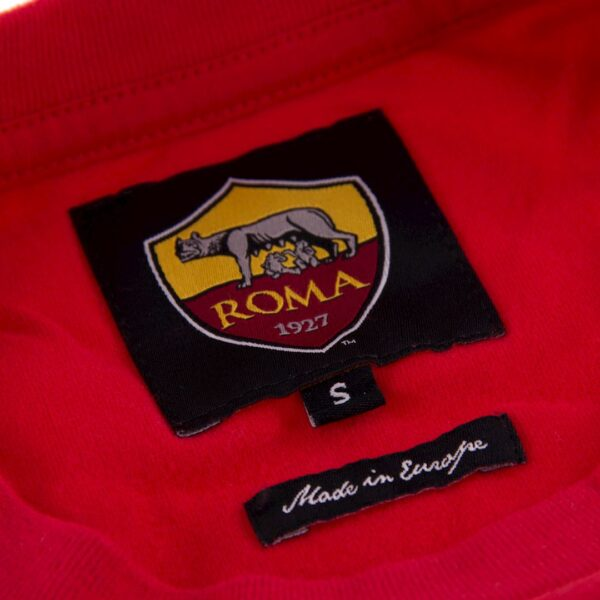 AS Roma Pixel T-Shirt 6