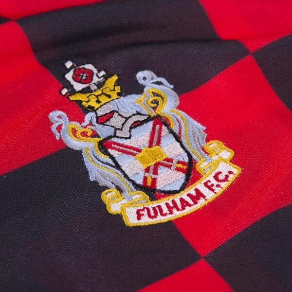 Fulham FC 1996 - 97 Uit Retro Voetbalshirt 2